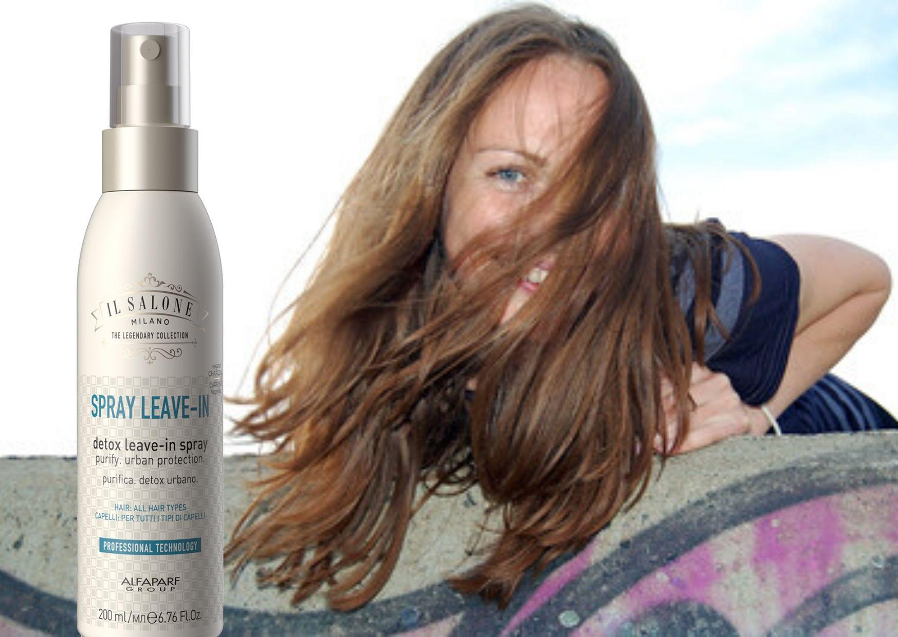 Il Salone Milano Detox – ochrona włosów przed smogiem