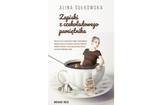 Alina Sułkowska, Zapiski z czekoladowego pamiętnika
