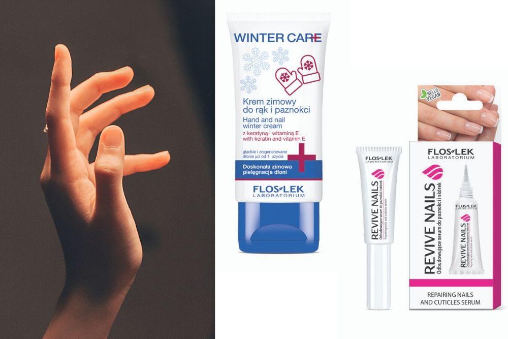 Paznokcie i dłonie. Jak o nie dbać zimą