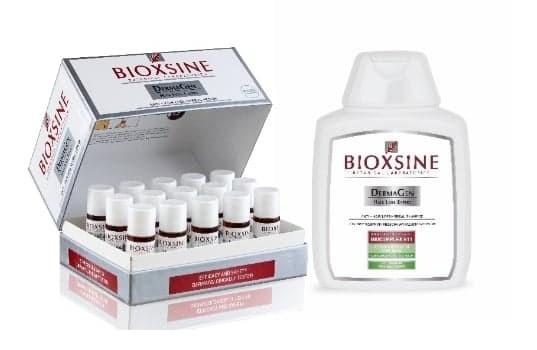 Bioxsine – duet na wypadające włosy