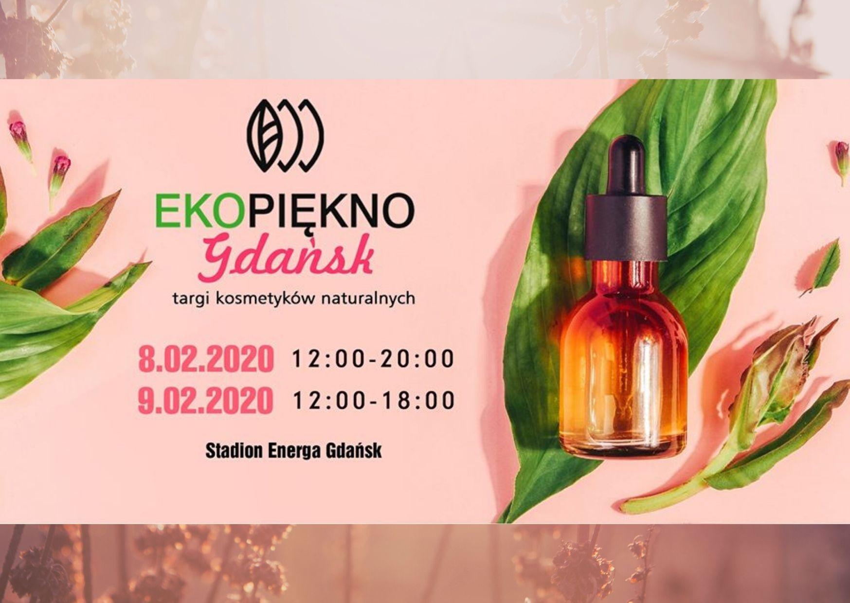 Ekopiękno. Targi kosmetyków naturalnych w Gdańsku