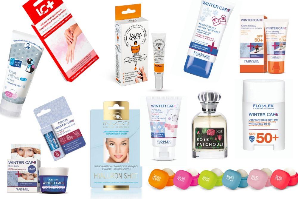 Te kosmetyki pomogą ci przetrwać zimę