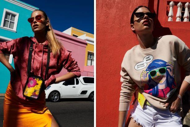 Wiosenno-letnie trendy w najnowszej kampanii Sinsay