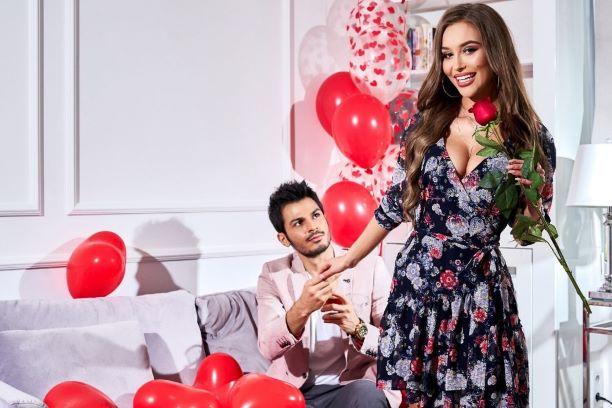 Sugarfree przedstawia Be My Valentine
