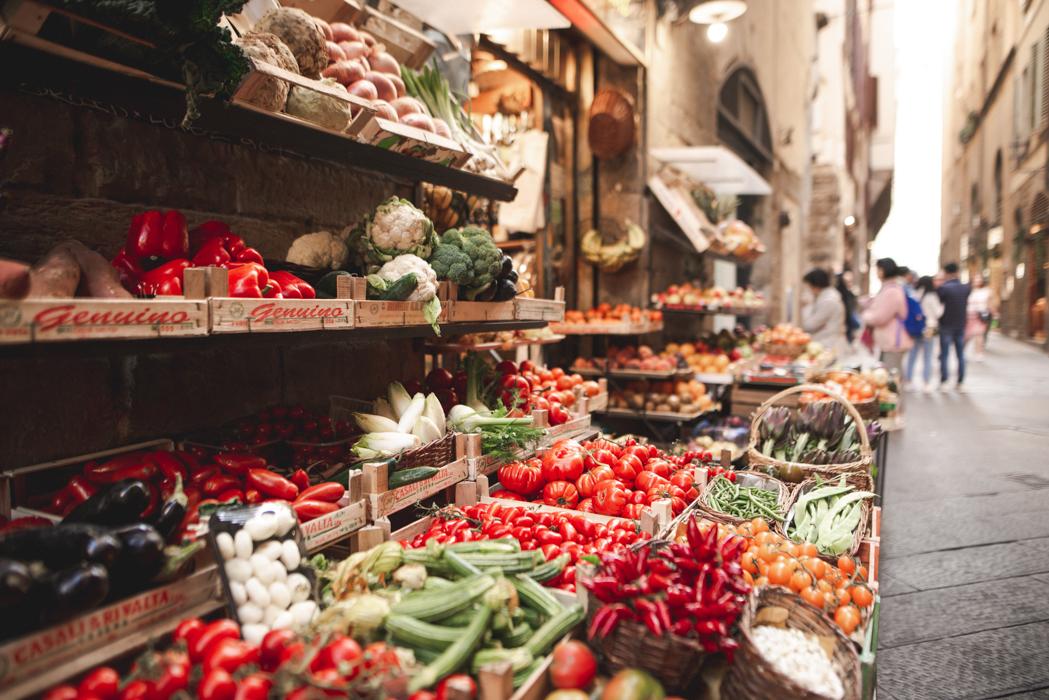 Jakie warzywa są najważniejsze w kuchni włoskiej?