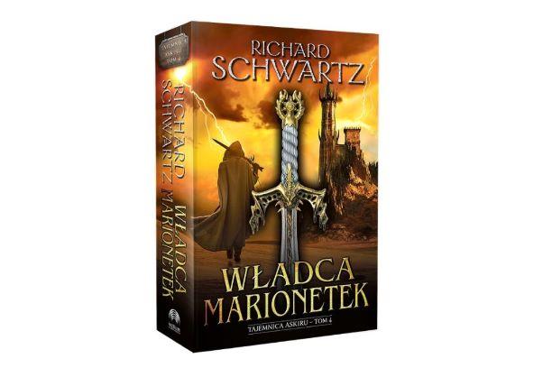 """""""Władca marionetek"""" Richarda Schwartza"""