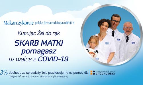 Skarb Matki wspiera Mazowiecki Szpital Bródnowski