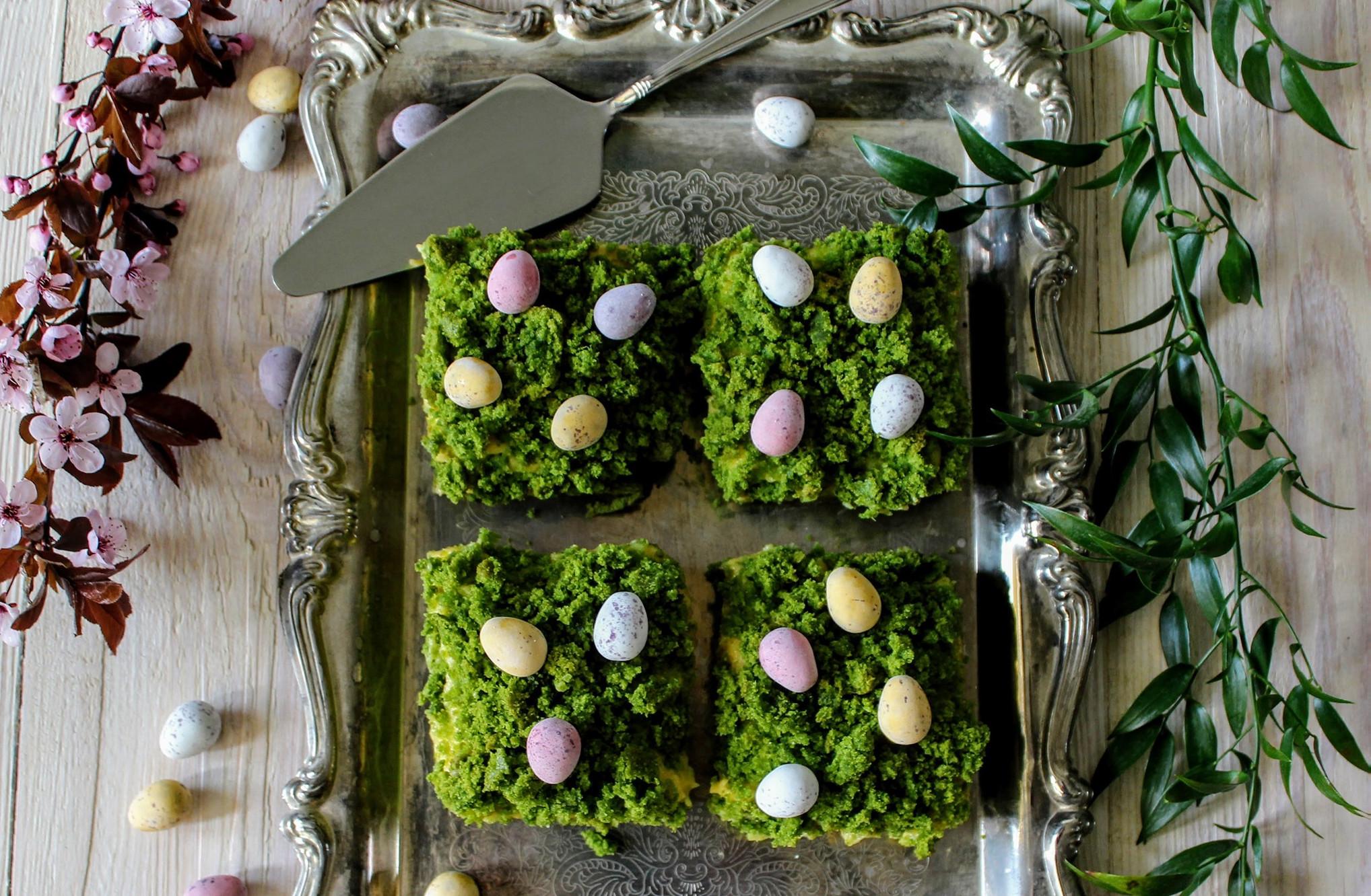 Mech na Wielkanoc
