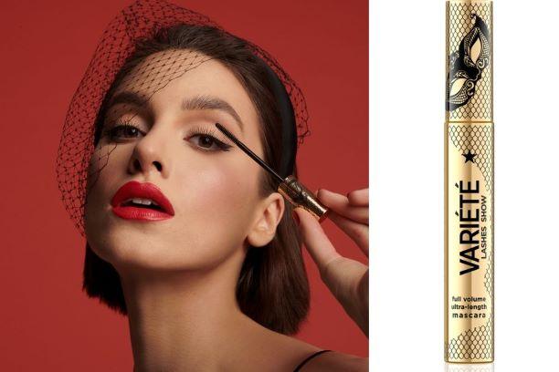 VARIETE Lashes Show – nowa maskara od Eveline Cosmetics