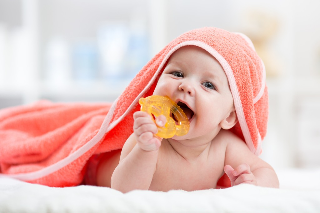 Sposoby na bolesne ząbkowanie