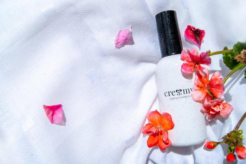 Hydrolat z geranium Creamy