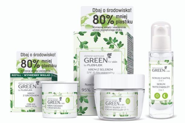 GREEN for skin – najlepsze z natury!
