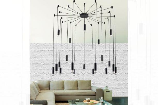 Lampy do nowoczesnego wnętrza
