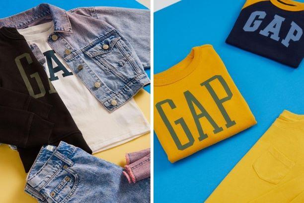 kolekcja GAP dla dzieci