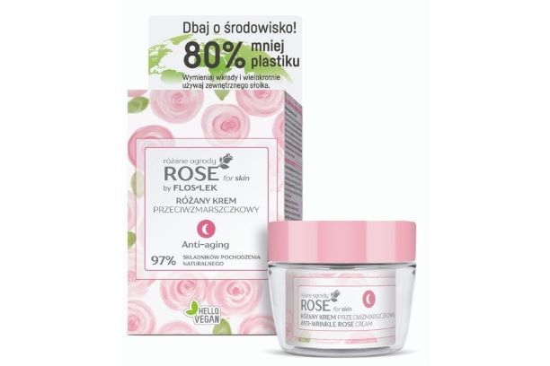 Rose for skin firmy Floslek