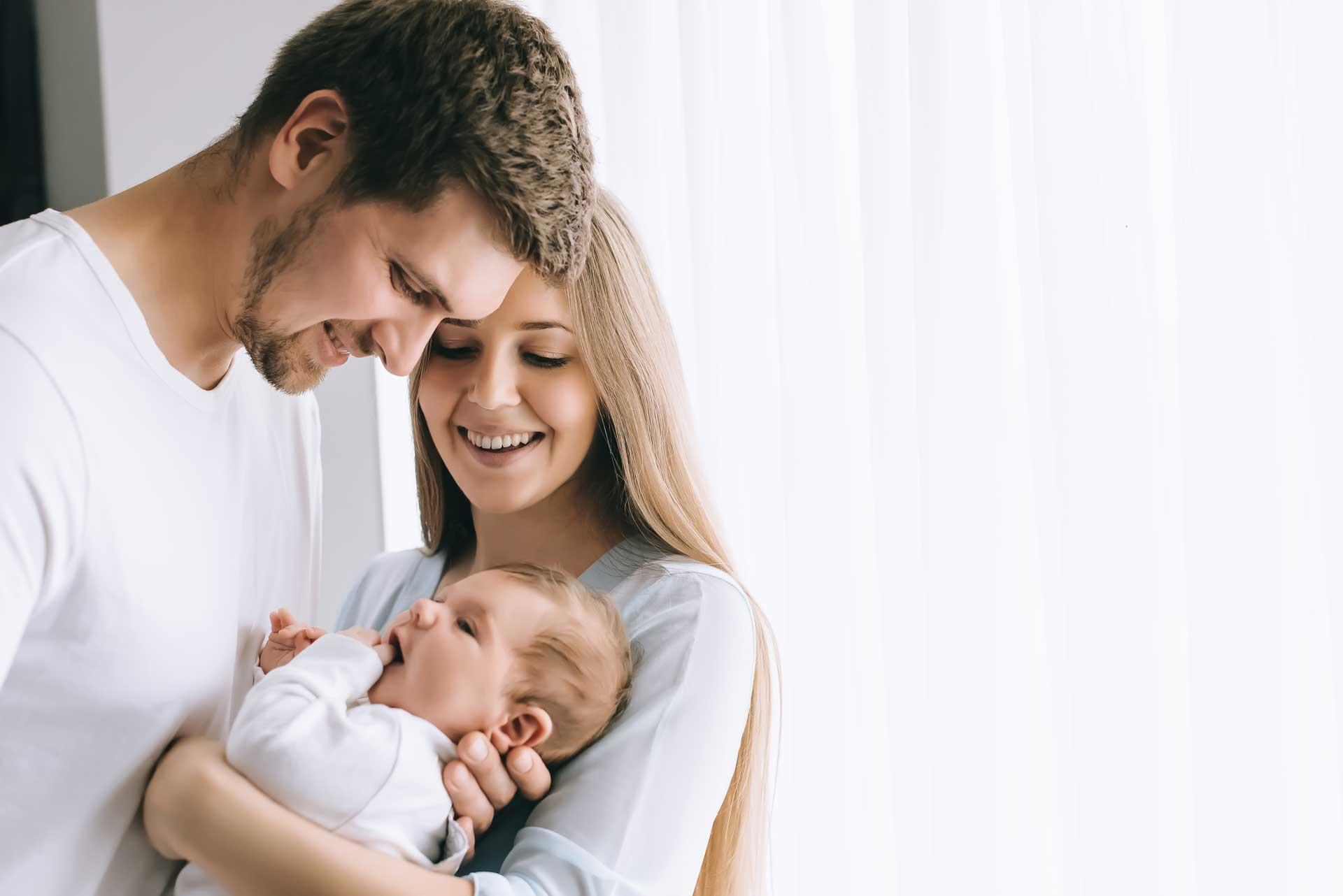 Opieka nad noworodkiem – obalamy mity