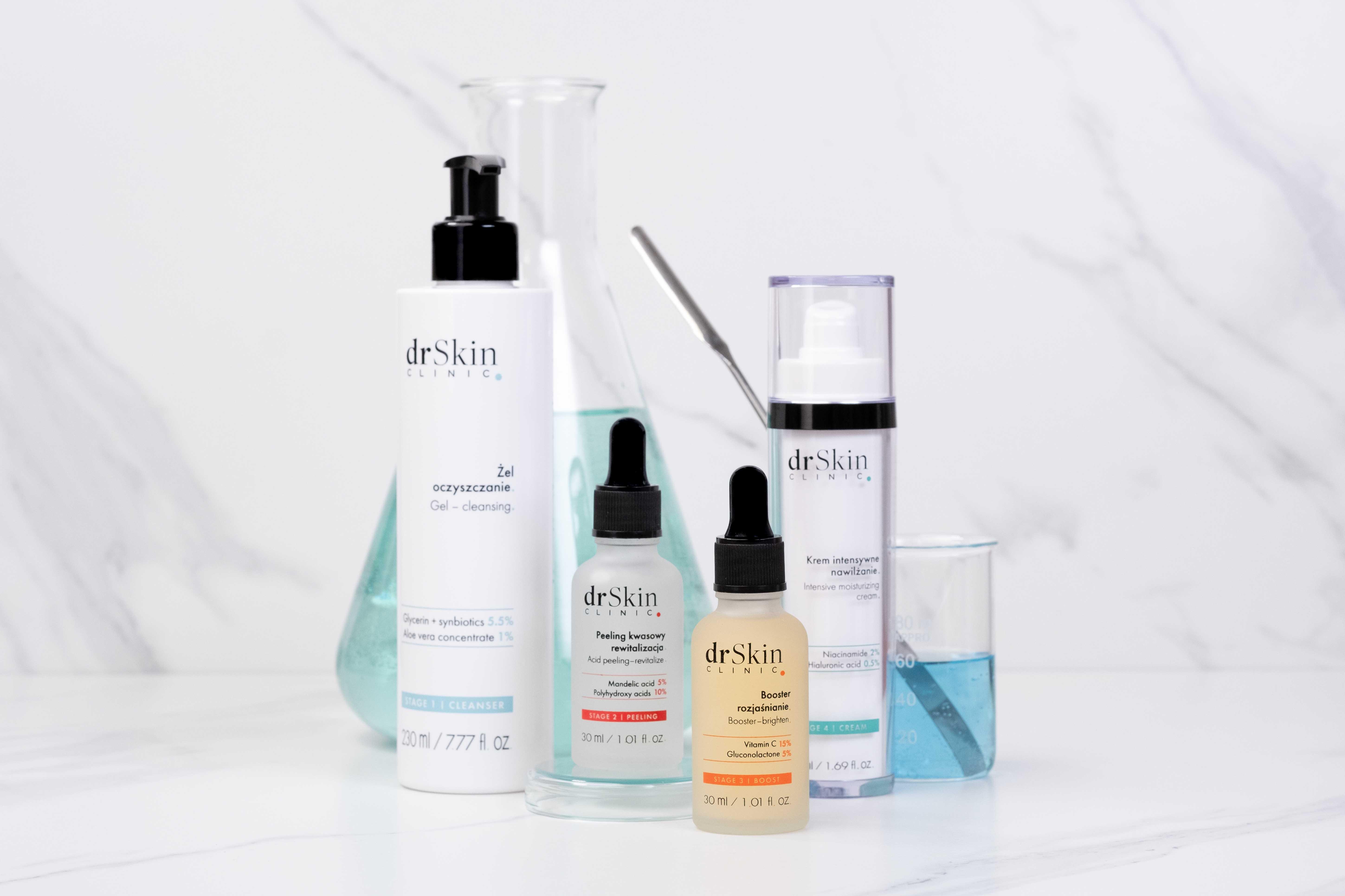dr Skin Clinic – holistyczna pielęgnacja
