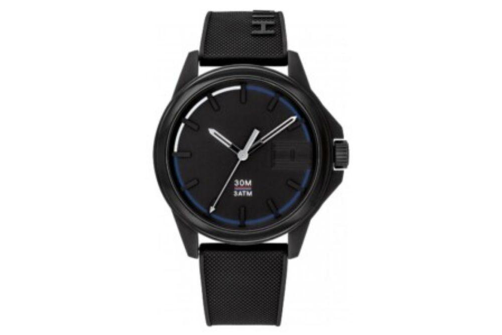 Zegarek Tommy Hilfiger czarny/