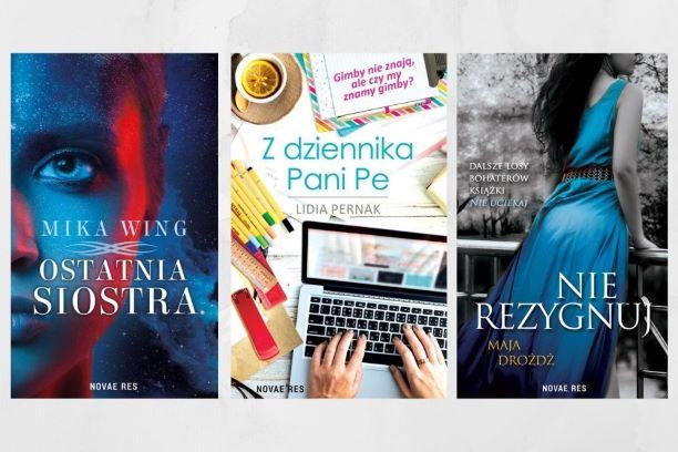 Październikowe nowości dla zakochanych w książkach
