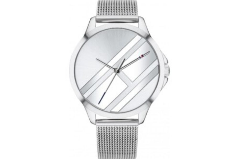 Zegarek Tommy Hilfiger srebrny