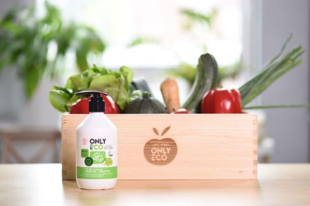 Czyste warzywa i owoce