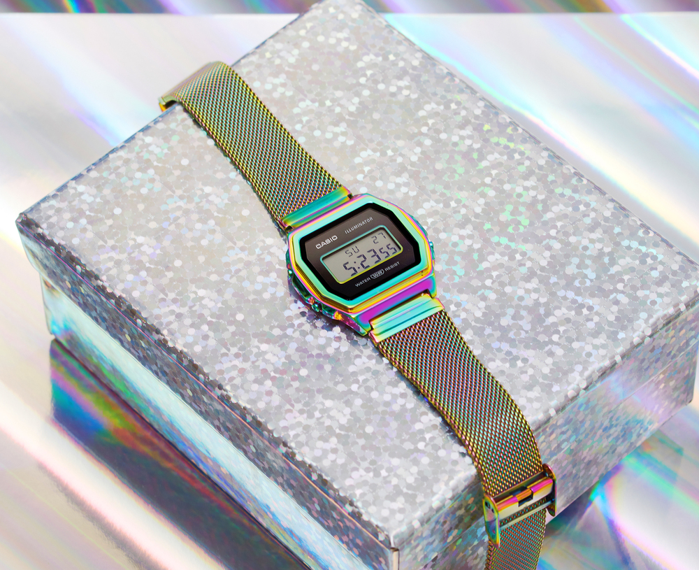 Casio Vintage Rainbow