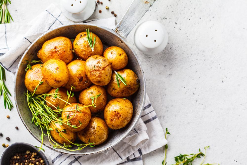Ziemniak w roli głównej, czyli dobre, bo polskie