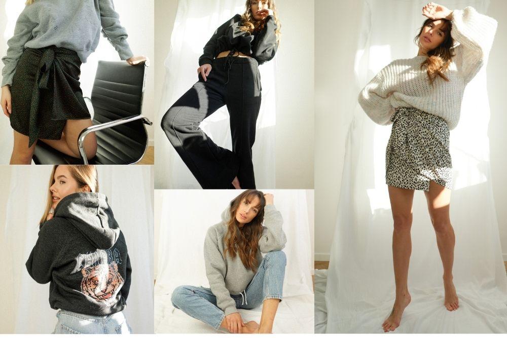 Chiara – wygodny homewear