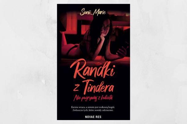 """""""Randki z Tindera"""",  Sonii Marie"""