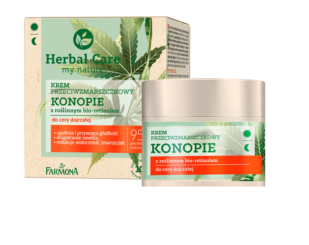 Konopie w Herbal Care