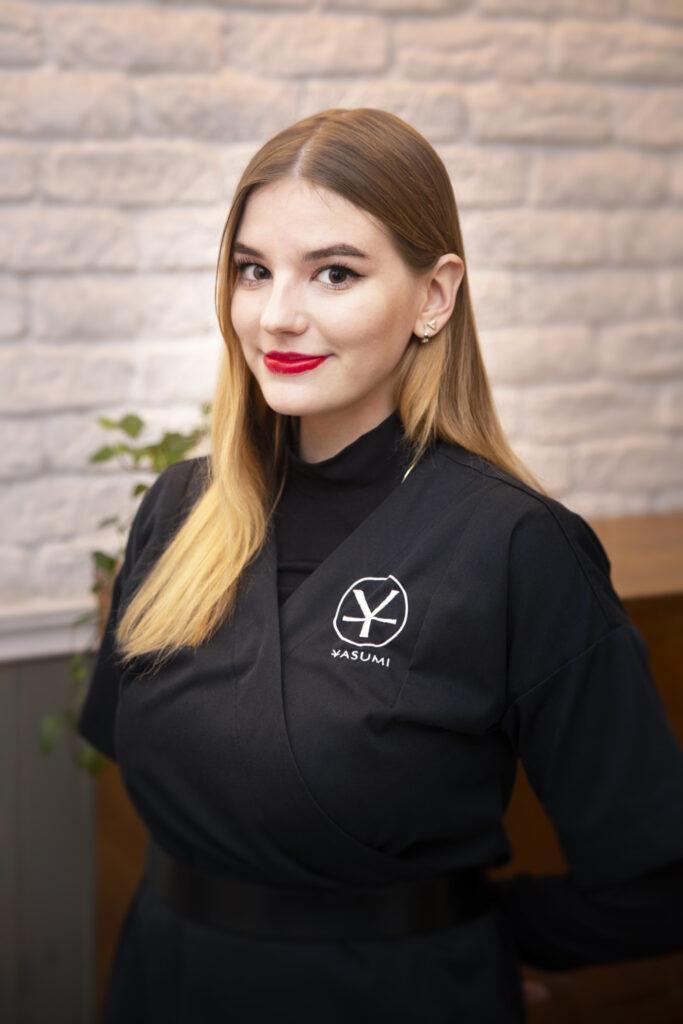 Barbara Zdrojewska, TOP EXPERT Yasumi Polska