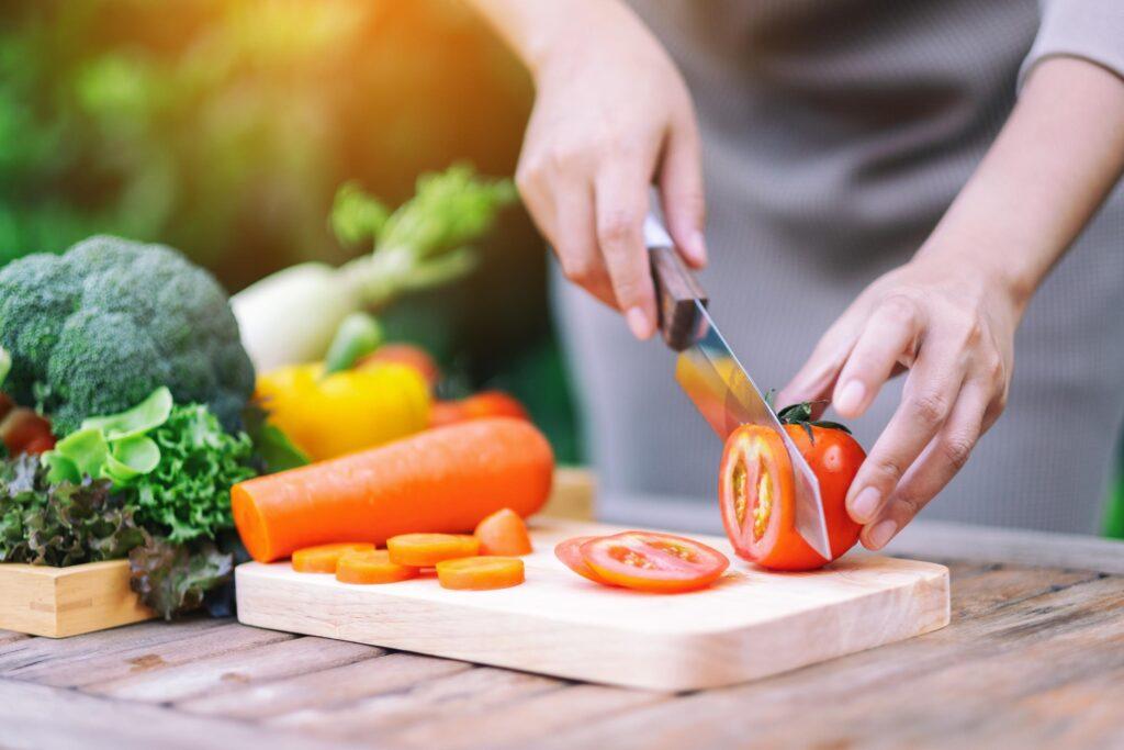 Jak działać na rzecz poprawy klimatu? Jedz warzywa i owoce