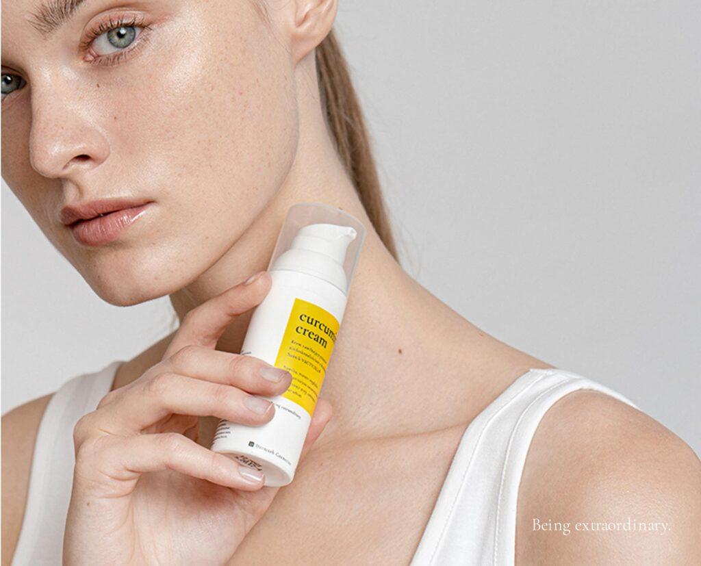 Kosmetyki Dermash z biodostępną kurkuminą