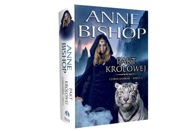"""""""Pakt Królowej"""" Anne Bishop. Zapowiedź"""