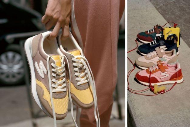 Kolekcja Sprandi Retro Sneakers
