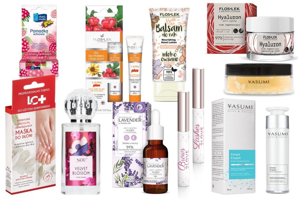 Kosmetyki dla czterdziestolatki