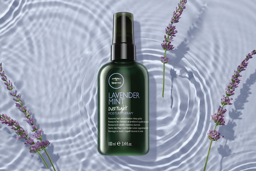 Lavender Mint Overnight Moisture Therapy