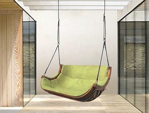 Fotel wiszący, czyli relaks w dobrym stylu