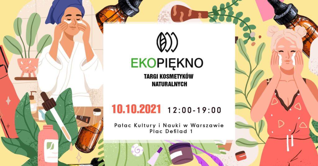 10 października Targi Ekopiękno