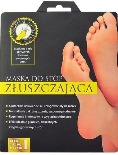 Estemedis - maska złuszczająca do stóp
