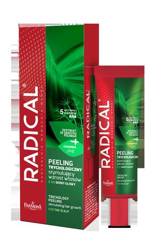 Radical, Peeling trychologiczny